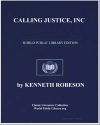 Calling Justice, Inc by Robeson, Kenneth