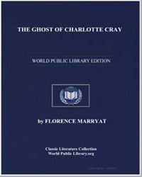 The Ghost of Charlotte Cray by Marryat, Florence
