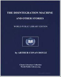 The Disintegration Machine and Other Sto... by Doyle, Arthur Conan, Sir