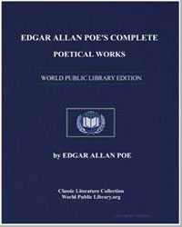 Edgar Allan Poe's Complete Poetical Work... by Poe, Edgar Allan