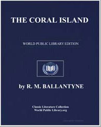 The Coral Island by Ballantyne, Robert Michael
