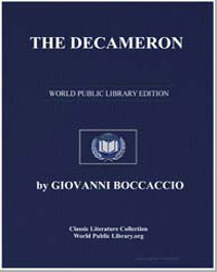 The Decameron by Boccaccio, Giovanni
