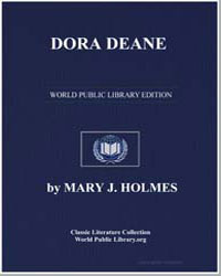 Dora Deane; Or, The East India Uncle : A... by Holmes, Mary J.