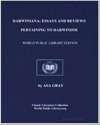 Darwiniana : Essays and Reviews Pertaini... by Gray, Asa