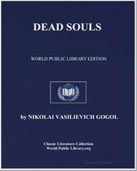 Dead Souls by Gogol, Nikolai Vassilievitch