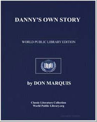 Danny's Own Story by Marquis, Don