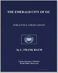 The Emerald City of Oz by Baum, Frank L.