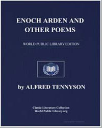 Enoch Arden and Other Poems by Tennyson, Alfred, 1St Baron Tennyson, Lord