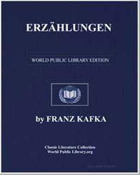 Erzahlungen by Kafka, Franz