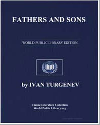 Fathers and Sons by Turgenev, Ivan
