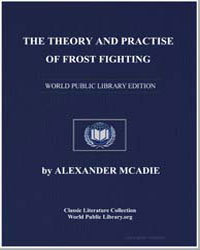 The Theory and Practise of Frost Fightin... by Mcadie, Alexander