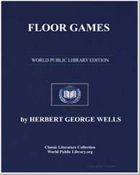 Floor Games by Wells, Herbert George