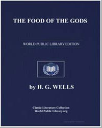 The Food of the Gods by Wells, Herbert George