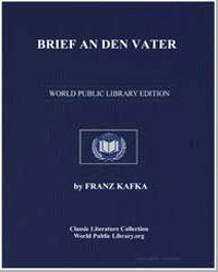 Brief an den Vater by Kafka, Franz