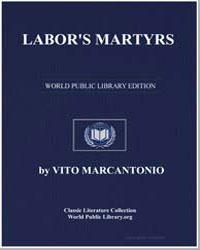 Labor's Martyrs by Marcantonio, Vito