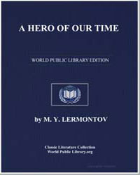A Hero of Our Time by Lermontov, M. Y.