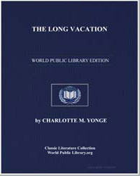 The Long Vacation by Younge, Charlotte M.