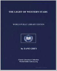 The Light of Western Stars by Grey, Zane
