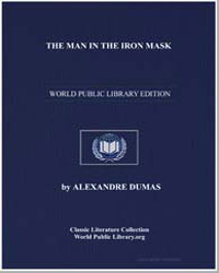 The Man in the Iron Mask by Dumas, Pere Alexandre