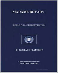 Madame Bovary by Flaubert, Gustave