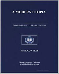 A Modern Utopia by Wells, Herbert George