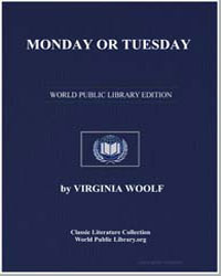 Monday or Tuesday by Woolf, Virginia