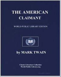 The American Claimant, And Other Stories... by Twain, Mark