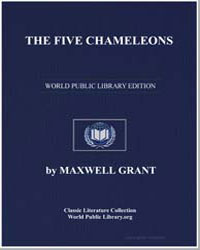 The Five Chameleons by Grant, Maxwell