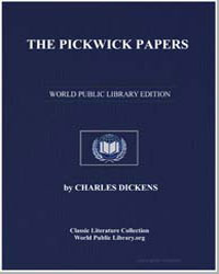 The Pickwick Papers by Dickens, Charles