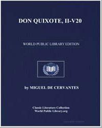 Don Quixote, Iiv20, Illustrated by De Cervantes, Miguel