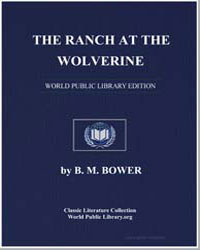 The Ranch at the Wolverine by Bower, Bertha Muzzy