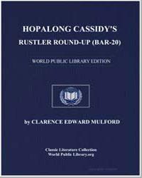 Hopalong Cassidy's Rustler Roundup (Bar2... by Mulford, Clarence Edward