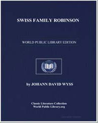 Swiss Family Robinson by Wyss, Johann David