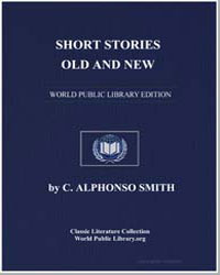 Short Stories Old and New by Smith, C. Alphonso (Charles Alphonso)