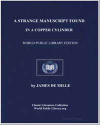 A Strange Manuscript Found in a Copper C... by De Mille, James