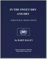 In the Sweet Dry and Dry by Morley, Christopher
