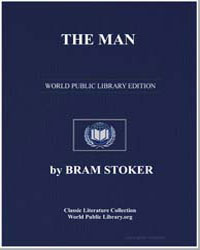 The Man by Stoker, Bram