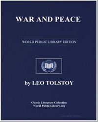 War and Peace by Tolstoy, Leo Nikoleyevich