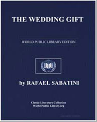 The Wedding Gift by Sabatini, Rafael