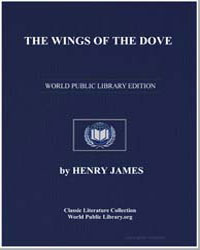 The Wings of the Dove by James, Henry
