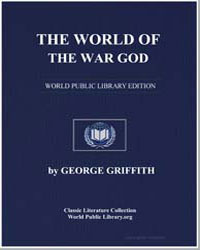 The World of the War God by Griffith, George