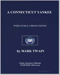 A Connecticut Yankee by Twain, Mark