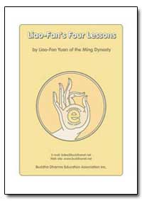 Liao Fan's Four Lessons by Yuan, Liao Fan