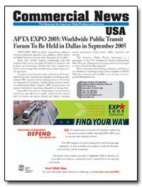 Apta Expo 2005 : Worldwide Public Transi... by