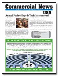 Annual Poultry Expo Is Truly Internation... by Howard, Pennie
