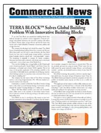 Terra Block Solves Global Building Probl... by Gross, Michael