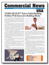 Terra Block Solves Global Building Probl... by Gross, Michael