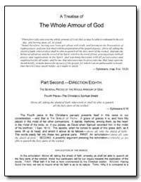 A Treatise of the Whole Armour of God by