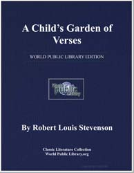 A Child's Garden of Verses by Stevenson, Robert Louis