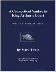 A Connecticut Yankee in King Arthur's Co... by Twain, Mark